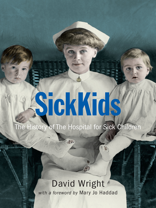 Title details for SickKids by David Wright - Available