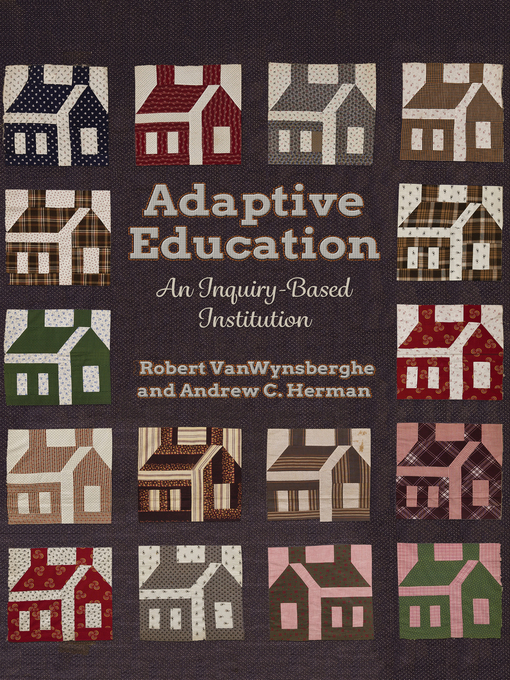 Cover of Adaptive Education