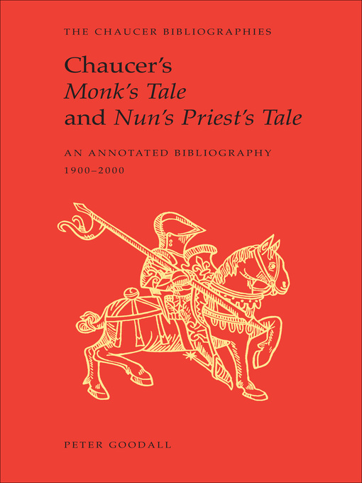 an analysis of the nuns priests tale by geoffrey chaucer