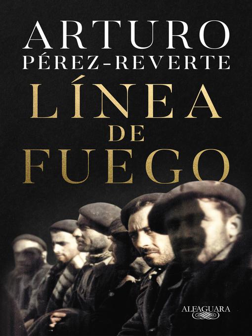 Cover image for Línea de fuego