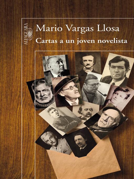 Title details for Cartas a un joven novelista by Mario Vargas Llosa - Wait list