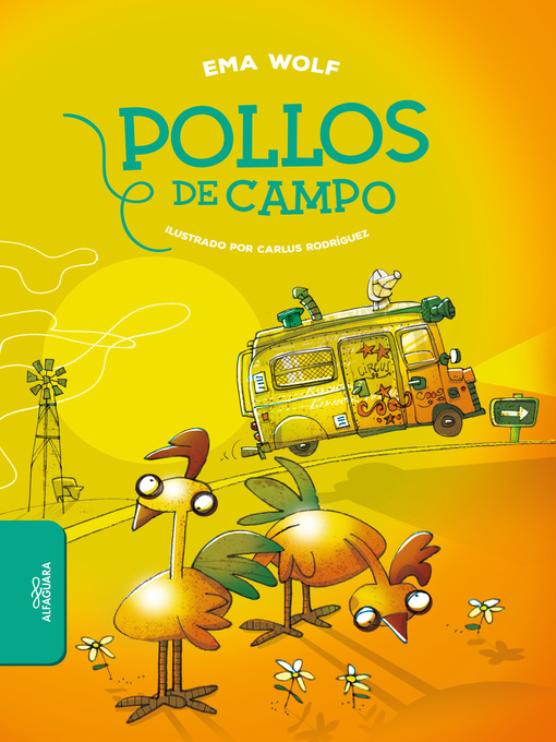 Title details for Pollos de campo by Ema Wolf - Available