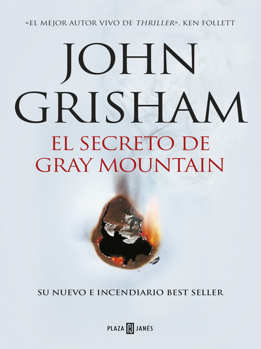 Cover of El secreto de Gray Mountain