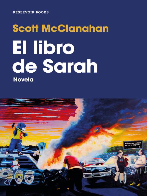 Title details for El libro de Sarah by Scott McClanahan - Available