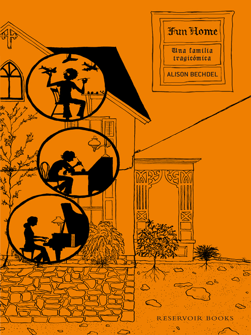 Title details for Fun home by Alison Bechdel - Available
