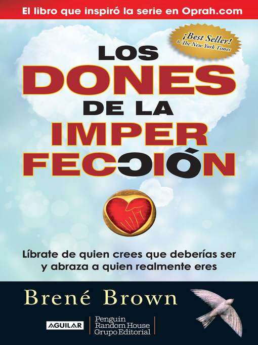 Title details for Los dones de la imperfección by Brené Brown - Wait list