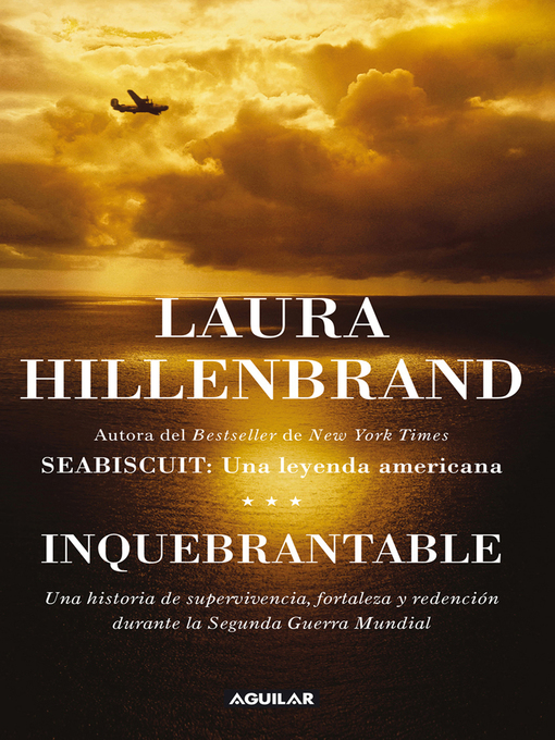 Title details for Inquebrantable by Laura Hillenbrand - Wait list