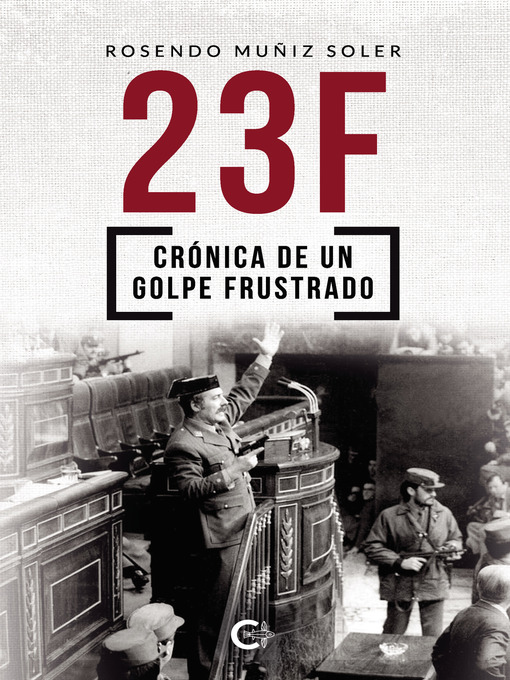 Title details for 23F by Rosendo Muñiz Soler - Available