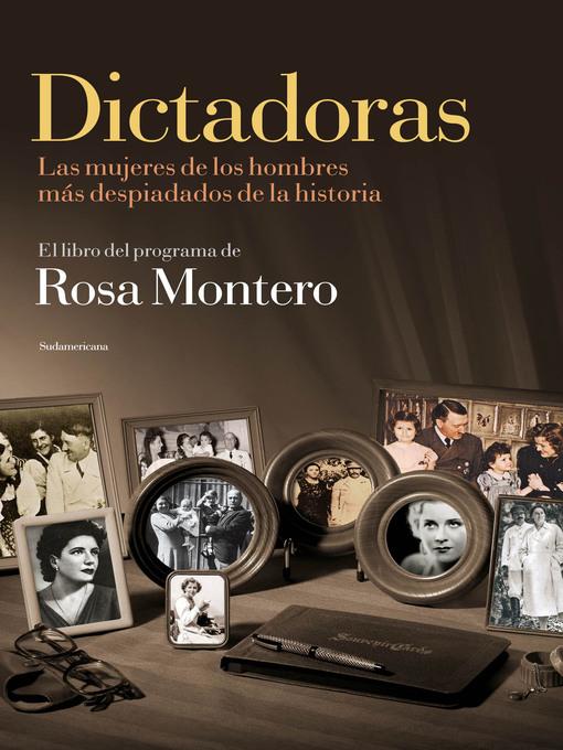 Title details for Dictadoras by Rosa Montero - Wait list