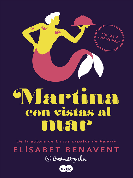 Cover of Martina con vistas al mar