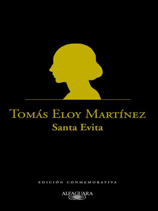 Title details for Santa Evita by Tomás Eloy Martínez - Available