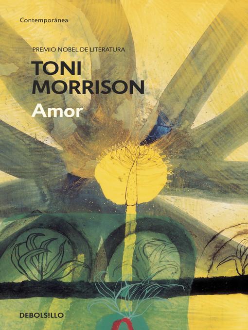 Title details for Amor by Toni Morrison - Wait list