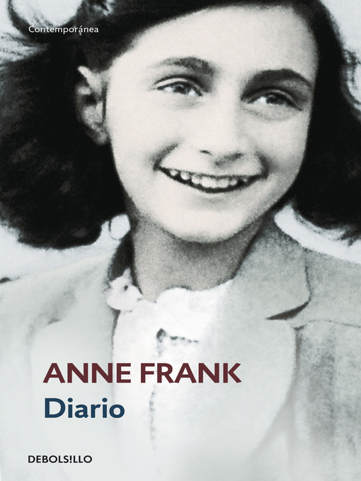 Cover of Diario de Anne Frank