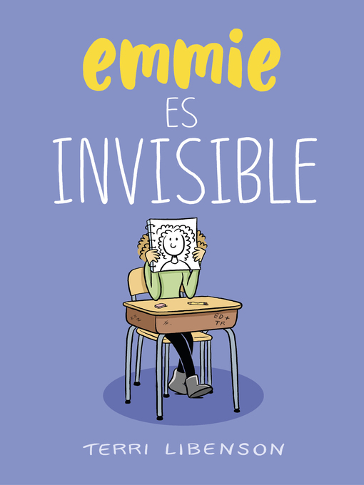Title details for Emmie es invisible by Terri Libenson - Available