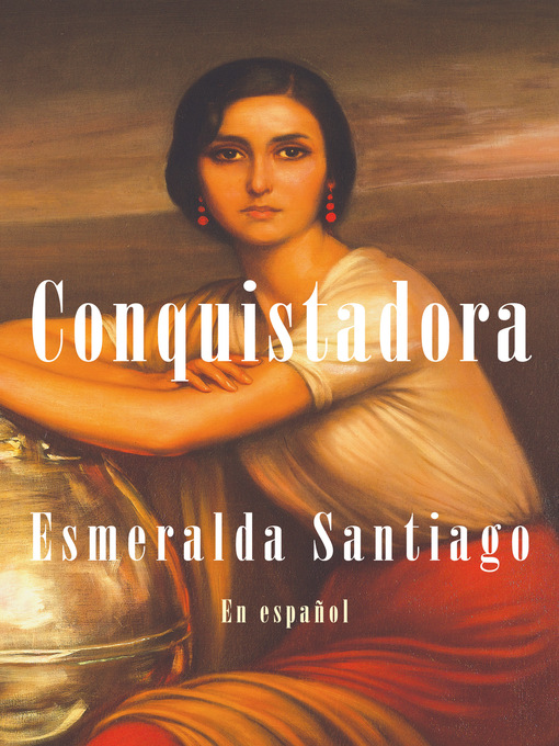 Cover image for book: Conquistadora