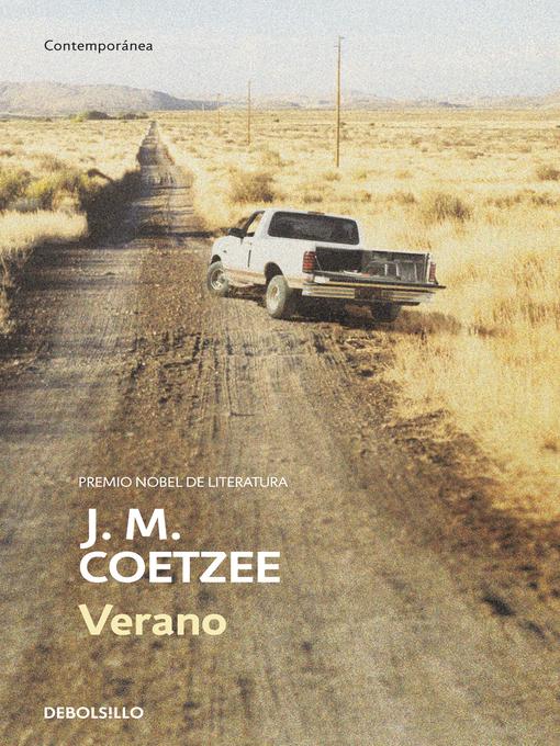 Detalles del título Verano de J.M. Coetzee - Lista de espera