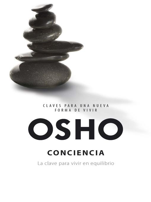 Detalles del título Conciencia de Osho - Lista de espera