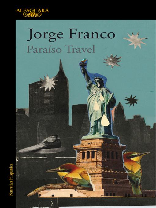 Detalles del título Paraíso travel de Jorge Franco - Lista de espera