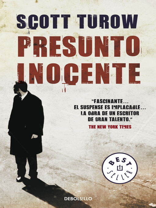 Title details for Presunto inocente by Scott Turow - Available