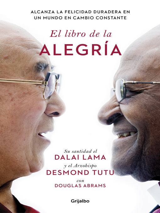 Title details for El libro de la alegría by Dalai Lama - Available