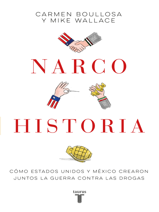 Title details for Narcohistoria by Carmen Boullosa - Available