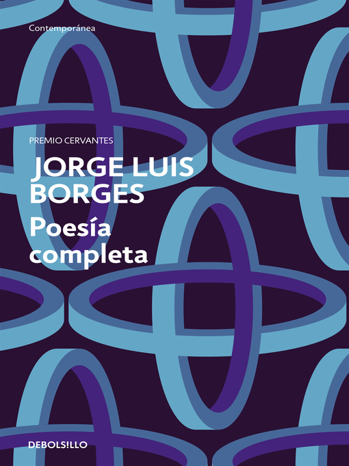 Title details for Poesía completa by Jorge Luis Borges - Available