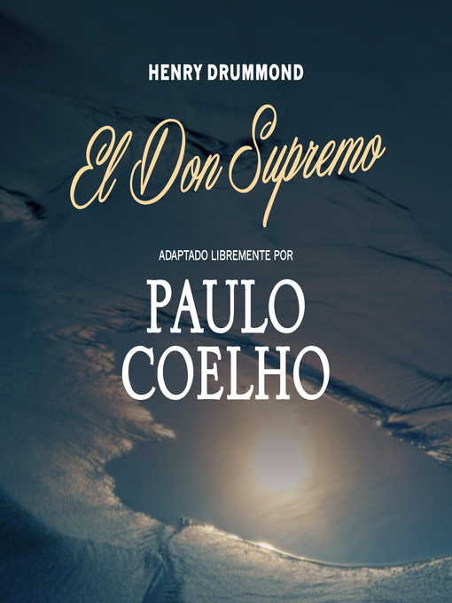 Title details for El Don Supremo by Paulo Coelho - Wait list