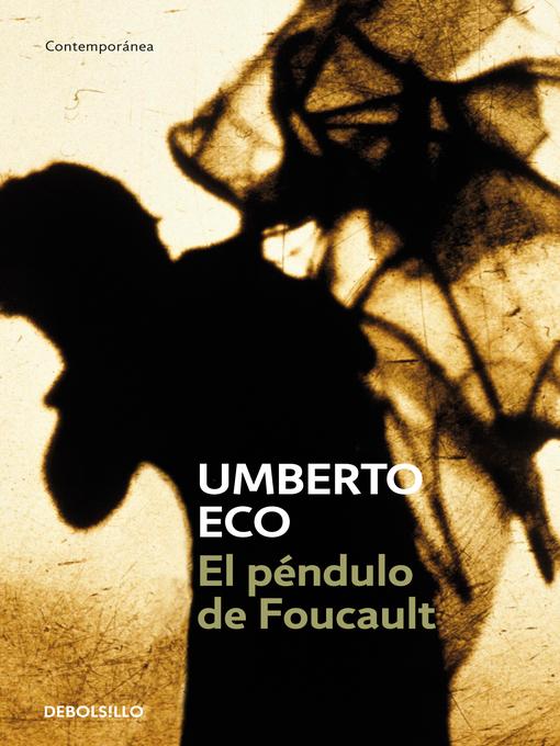 Title details for El péndulo de Foucault by Umberto Eco - Wait list