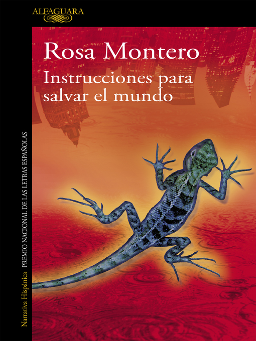 Title details for Instrucciones para salvar el mundo by Rosa Montero - Wait list