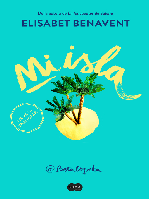 Title details for Mi isla by Elísabet Benavent - Available
