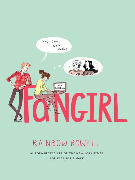 Title details for Fangirl by Rainbow Rowell - Available