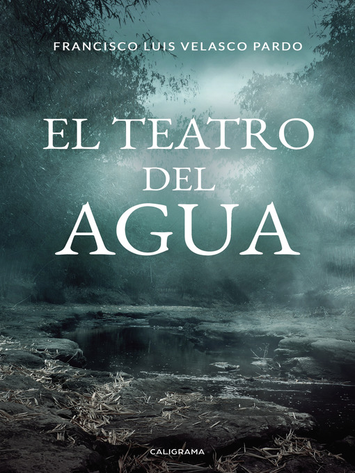 Title details for El teatro del agua by Francisco Luis Velasco Pardo - Available