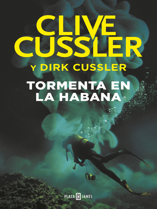 Cover of Tormenta en La Habana