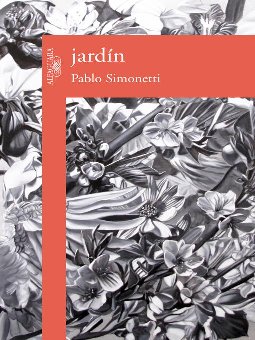 Detalles del título Jardín de Pablo Simonetti - Lista de espera
