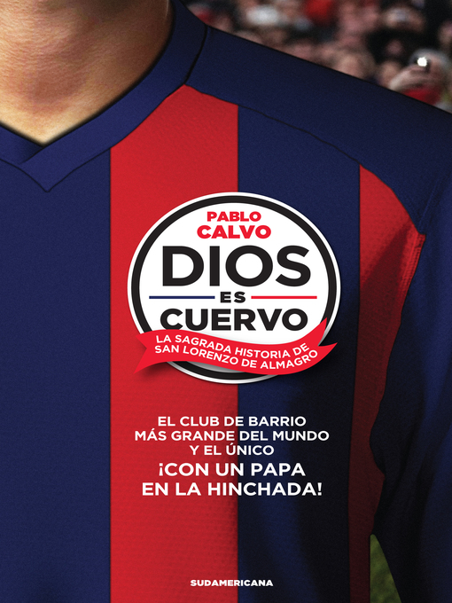 Title details for Dios es cuervo by Pablo Calvo - Wait list