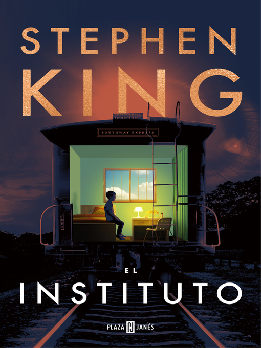 Title details for El Instituto by Stephen King - Available