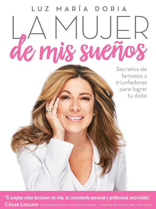 Title details for La mujer de mis sueños by Luz María Doria - Available