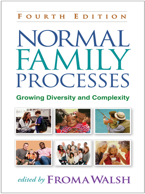 Cover of Normal Family Processes