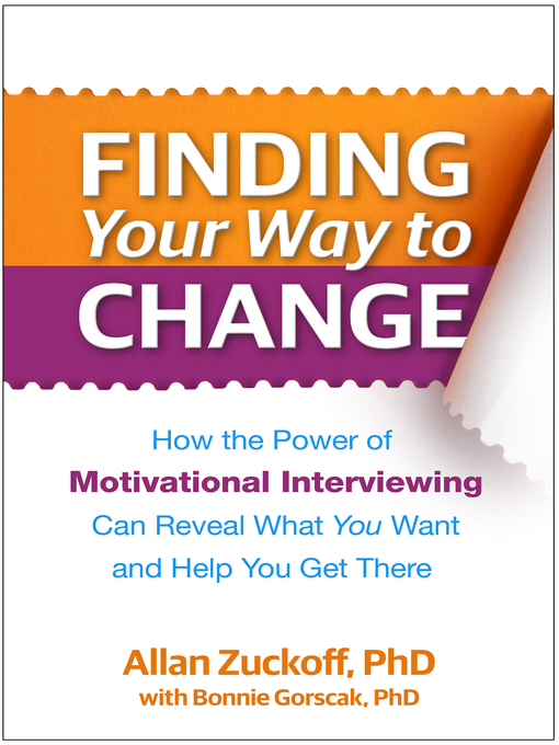 Title details for Finding Your Way to Change by Allan Zuckoff - Available