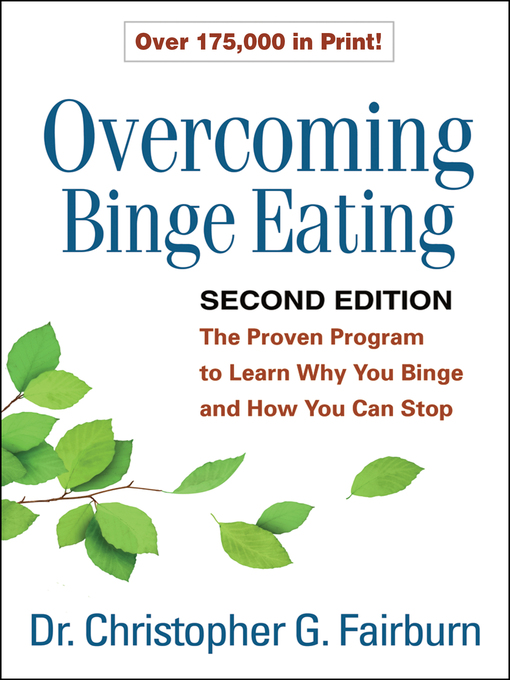Title details for Overcoming Binge Eating by Christopher G. Fairburn - Available