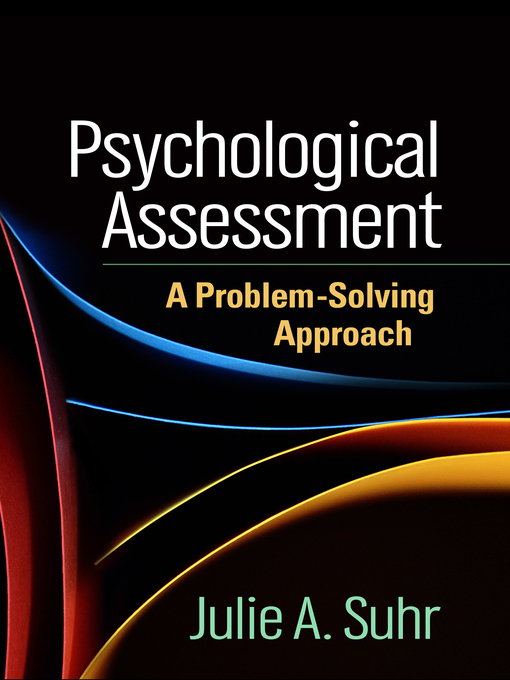 pyschology assesment Psychological assessment is a process of testing that uses a combination of techniques to help arrive at some hypotheses about a person and their behavior, personality and capabilities.
