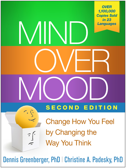 Title details for Mind Over Mood by Dennis Greenberger - Available