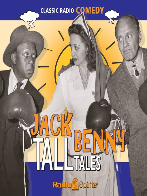 Title details for Jack Benny: Tall Tales by Jack Benny - Wait list