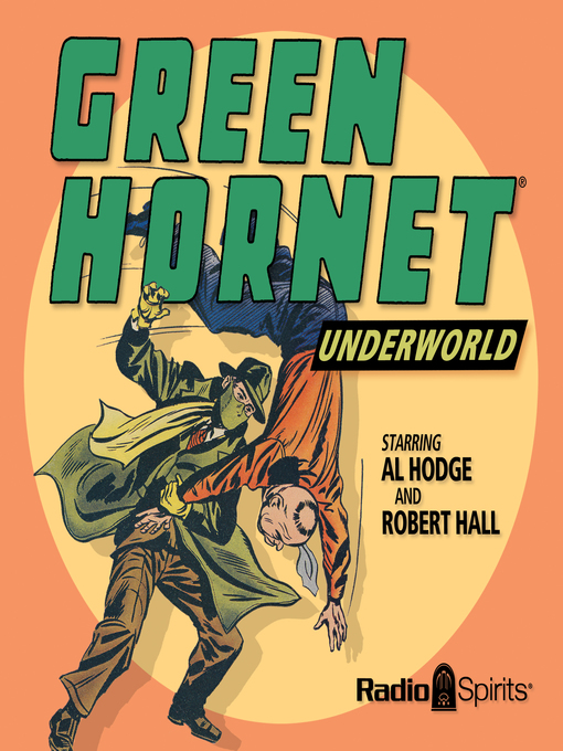 Title details for Green Hornet: Underworld by The Green Hornet - Available