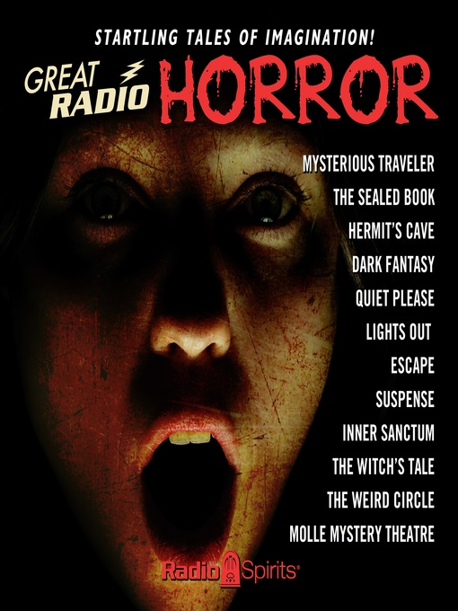 Title details for Great Radio Horror by Edgar Allan Poe - Available