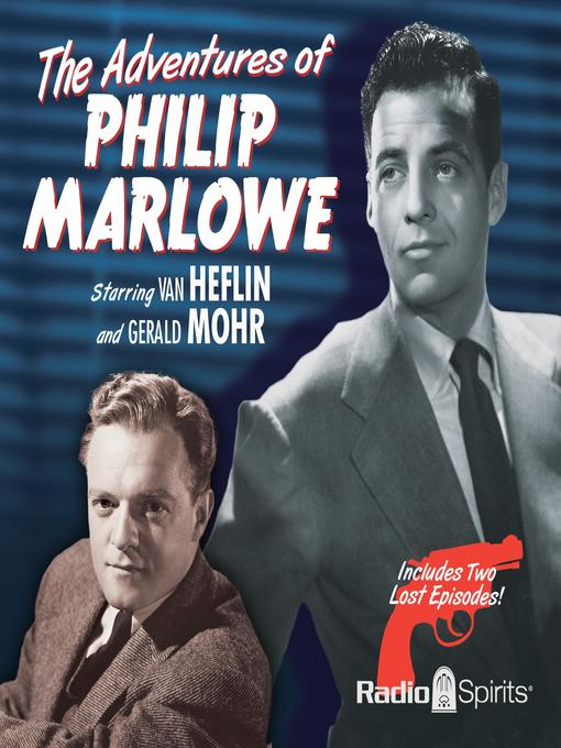 Cover of The Adventures of Philip Marlowe