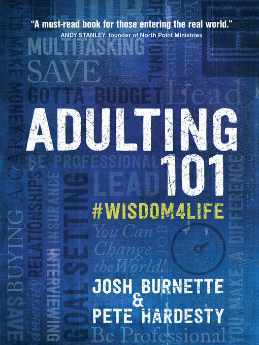 Title details for Adulting 101 by Josh Burnette - Available
