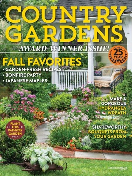 Title details for Country Gardens by Meredith Corporation - Wait list