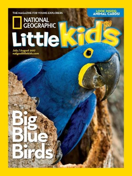 Title details for National Geographic Little Kids by National Geographic - Wait list
