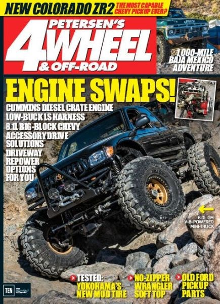 Title details for Petersen's 4-Wheel and Off-Road by TEN: The Enthusiast Network - Wait list
